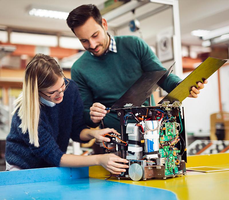 Sbocchi occupazionali | Industria digitale