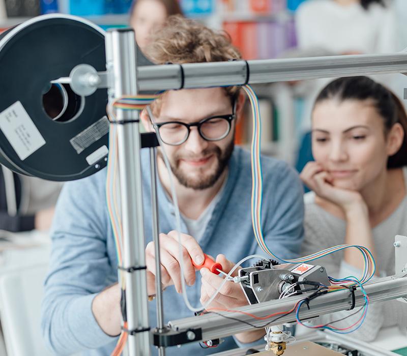 Piano di studi Materiali compositi motor sport e stampa 3D