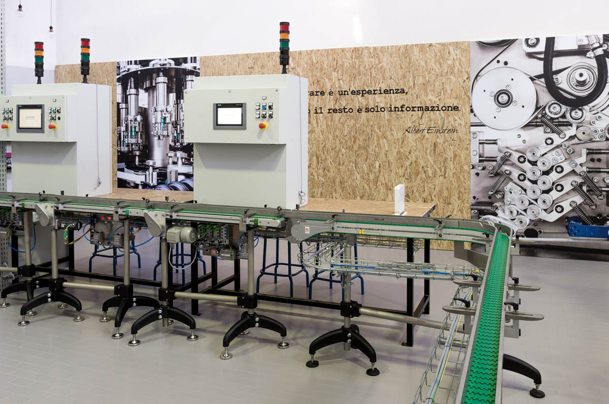 I laboratori didattici di ITS MAKER Bologna