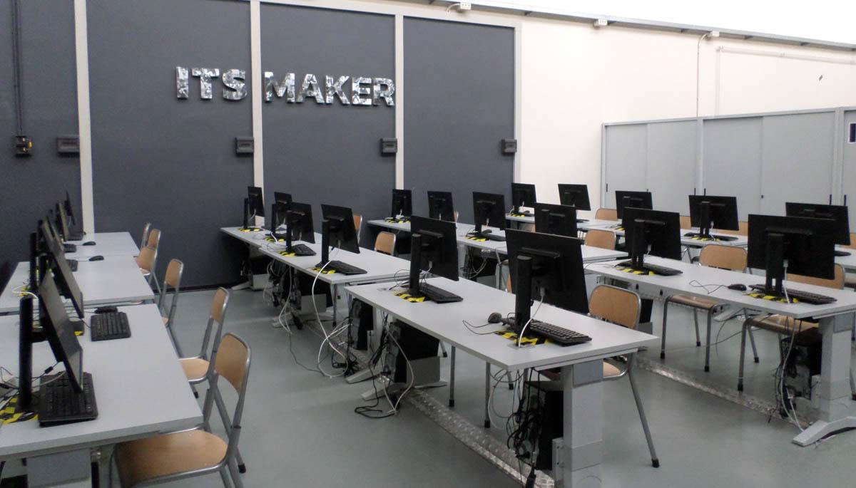 La didattica laboratoriale di ITS MAKER